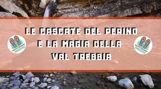 Le cascate del Perino e la magia della val Trebbia