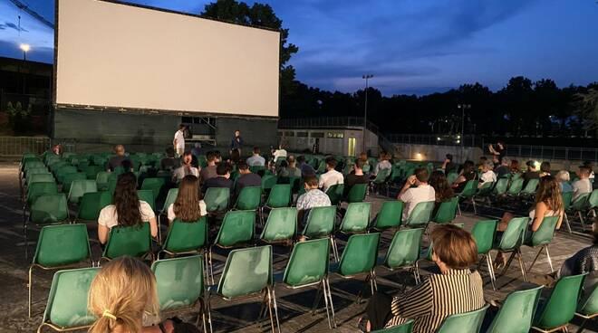 Cinema all'aperto a Piacenza