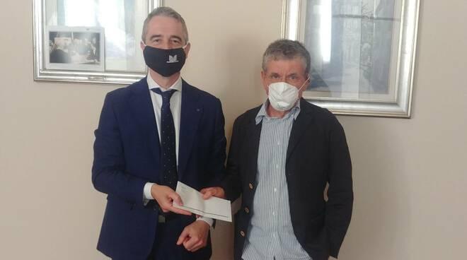 Donazione Banca di Piacenza a La Ricerca