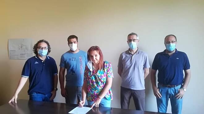 firma nuova palestra gragnano