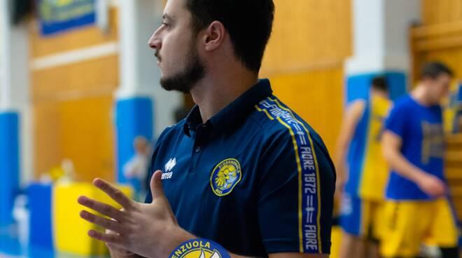 Gianluca Bricchi (Pallacanestro Fiorenzuola)