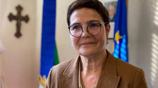 Il prefetto Daniela Lupo