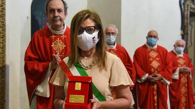 Il sindaco Patrizia Barbieri
