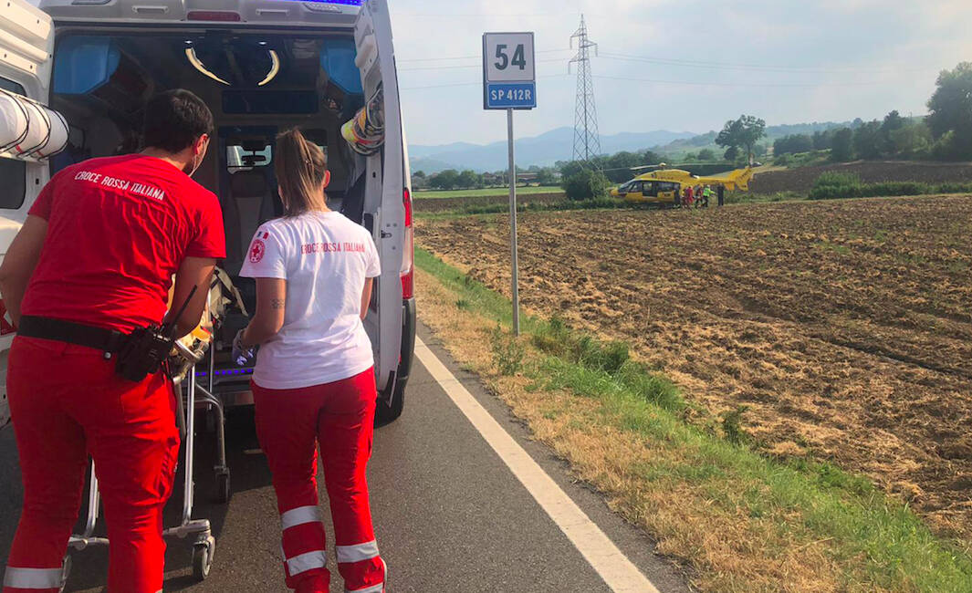 Incidente a Borgonovo