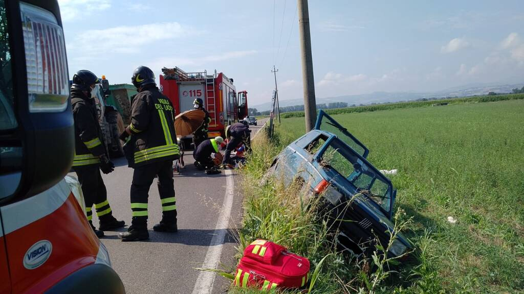 Incidente Gragnano