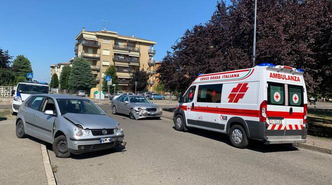 incidente via Fioruzzi