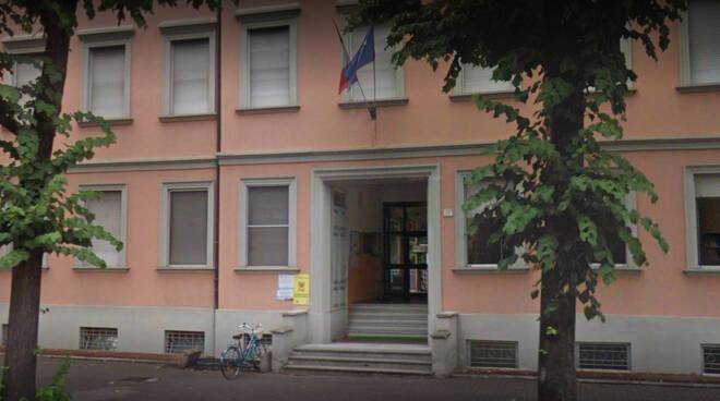 La scuola De Amicis di Piacenza