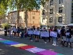 manifestazione Arcigay omofobia