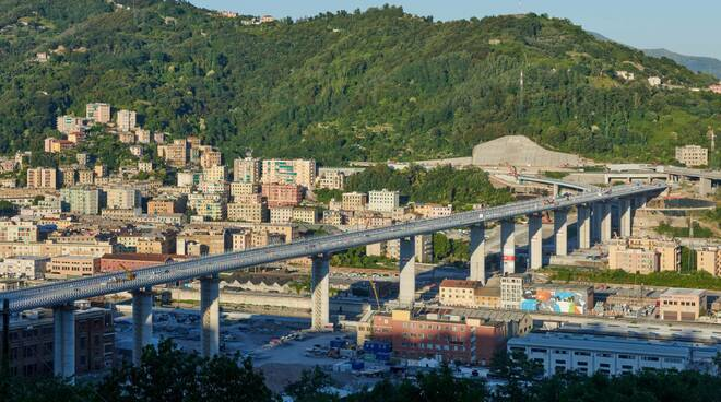 Salini Concerto Ponte Genova