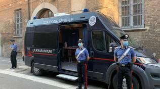 stazione mobile dei carabinieri