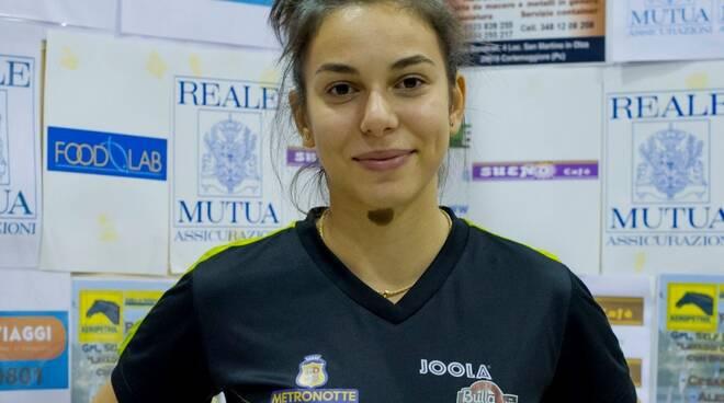 Valentina Roncallo (Teco Corte Auto)