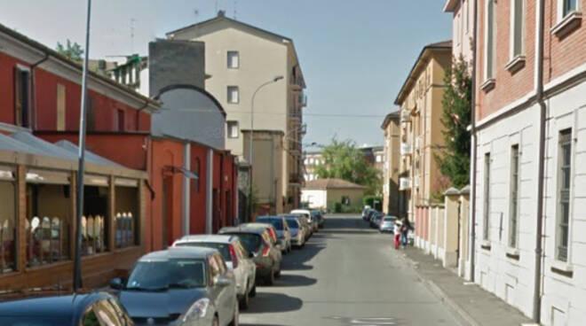 Via Casseri a Piacenza