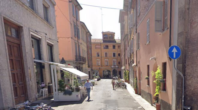 Via San Donnino