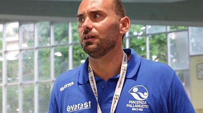 Vincenzo Di Grande (Everest Piacenza Pallanuoto 2018)