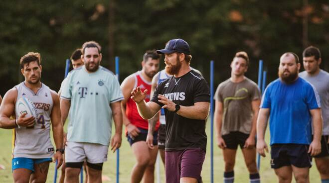 Allenamenti Rugby Lyons