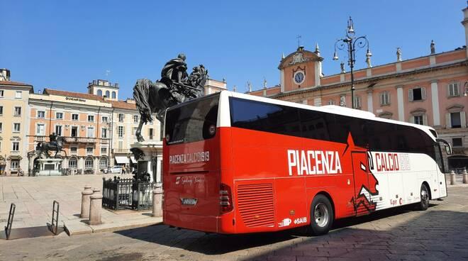 Bus Piacenza Calcio