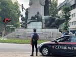 carabinieri piazzale Milano