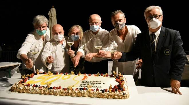 Cinquant'anni Enoteca Regionale Emilia Romagna