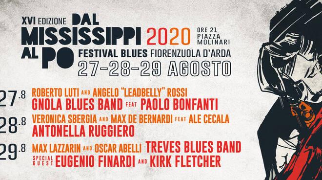 "Festival ""Dal Mississippi al Po"""