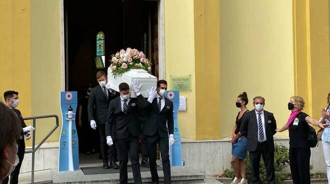 funerali Elisa