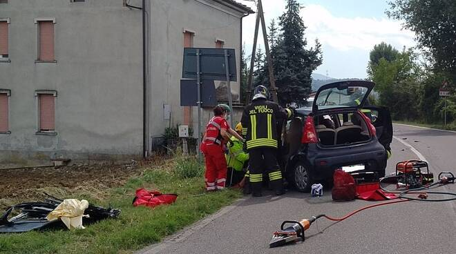Incidente a Castelnuovo