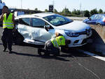 Incidente a1 fiorenzuola