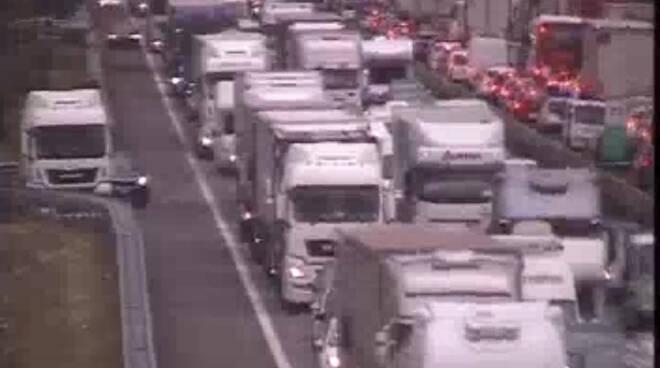 Incidente autostrada A1