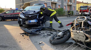 L'incidente a San Nicolò