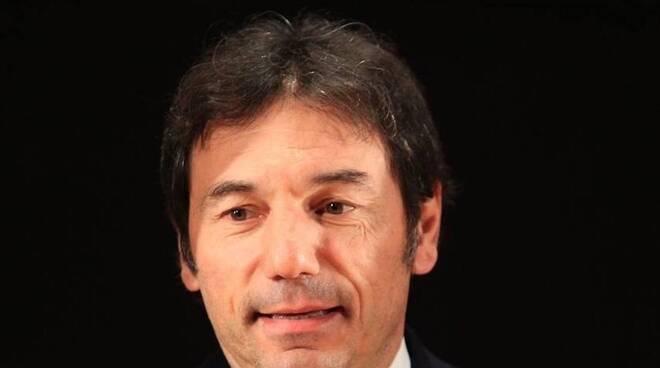 Nella foto di Fabiano Ghilardi, il presidente del VO2 Team Pink Gian Luca Andrina