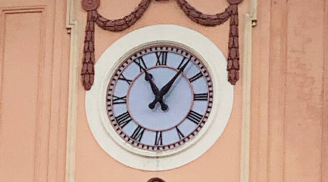 Orologio Palazzo Governatore