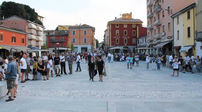 Piazza Paolo a Rivergaro
