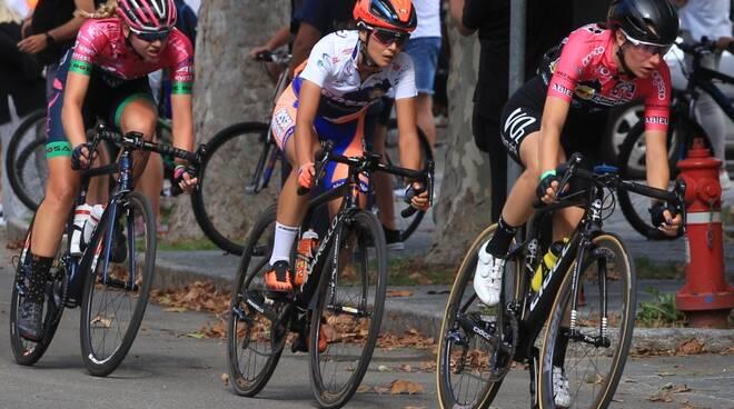 Vo2 Team Pink a Formigine (foto Ghilardi)