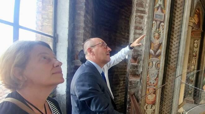 Alberto Bagnai Salita al Pordenone