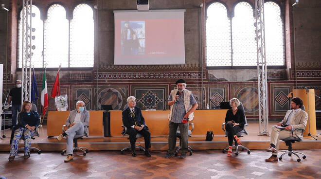 Commemorazione Gianni Levoni