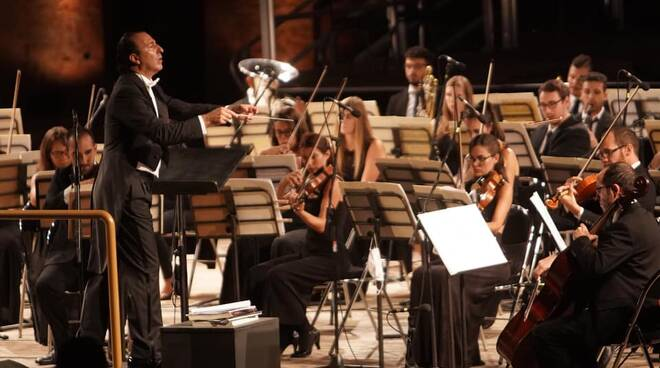 concerto Leo Nucci al Farnese