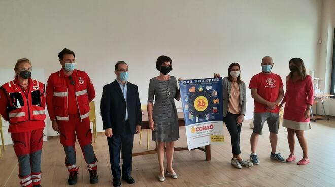 conferenza dona una spesa Emporio Solidale