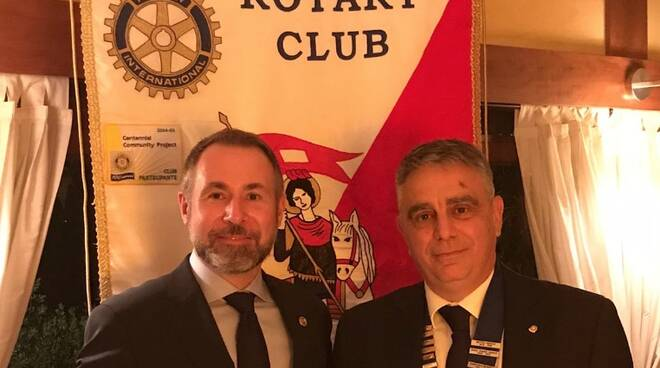Conviviale Rotary Club Piacenza Sant'Antonino