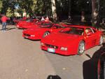 Ferrari in tour per la Coppa d'Oro