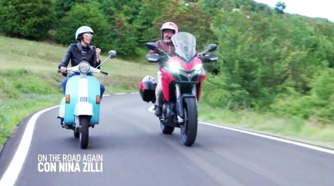 Guido Meda e Nina Zilli