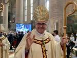 Il vescovo Adriano Cevolotto