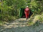 incidente Ferriere trattore