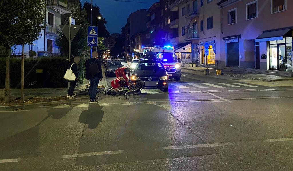 Incidente in via Poggi