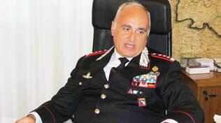 L'ex comandante provinciale dell'Arma Corrado Scattaretico