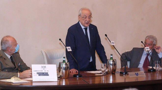L'incontro a Palazzo Galli