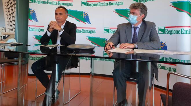 La conferenza in Regione