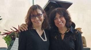 Maria Grazia Petrali e Paola del Giudice
