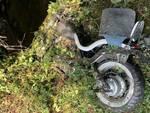 Moto incidente
