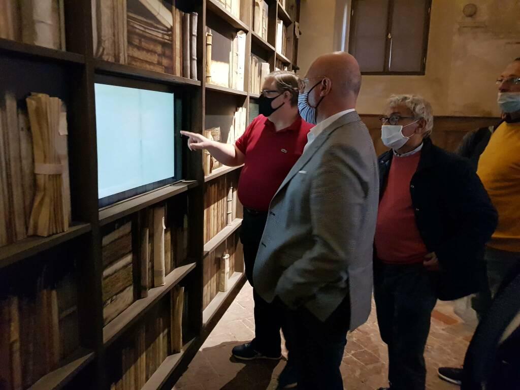 museo scriptorium Bobbio