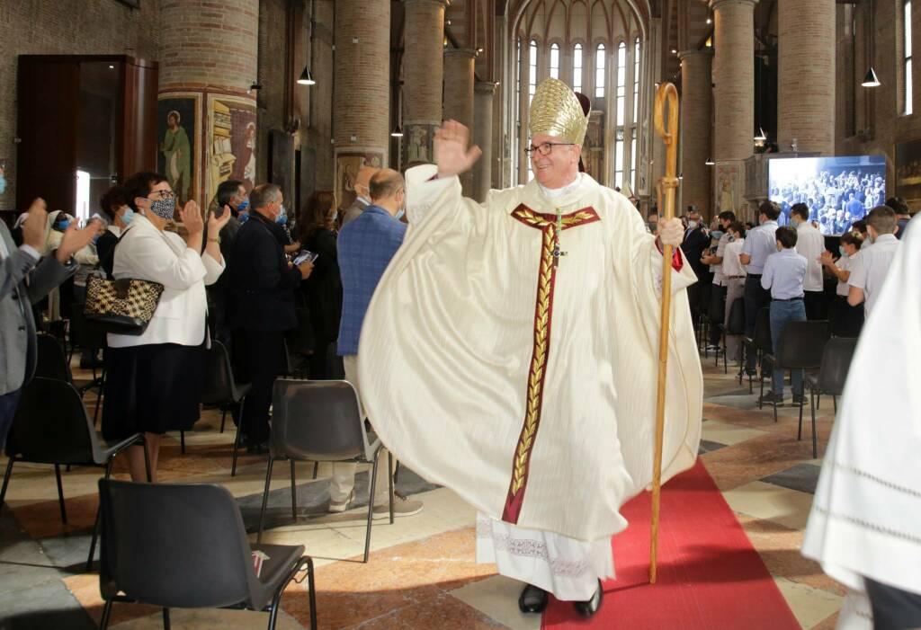 Ordinazione vescovo monsignor Cevolotto