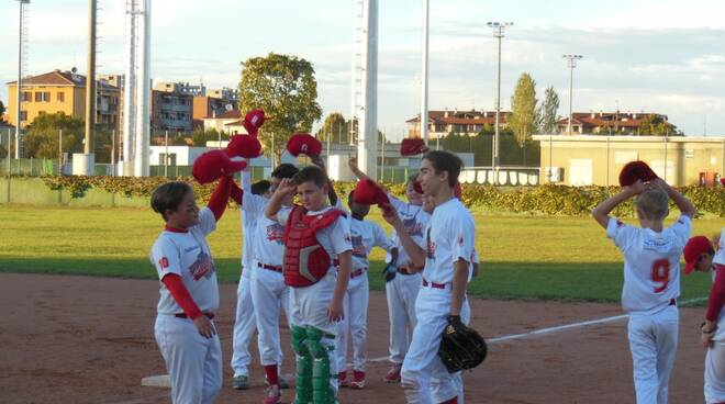 Piacenza Baseball U12